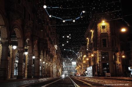 Turin,Torino,natale,addobbi