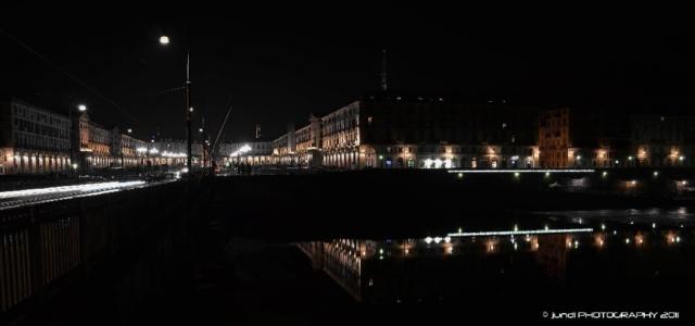 Turin,Torino,piazza Vittorio,Mole,Mole Antonelliana,Ponte Umberto I,fiume po,po