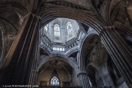 jundl,photography,architecture,Barcelona,Catedral