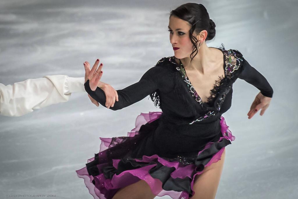 Charlene,Guignard,Campionati italiani 2014,Pattinaggio,Artistico,figura,coppie,Palavela,Torino
